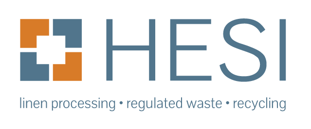 HESI: linen processing  •  regulated waste  •  recycling