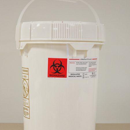 med-waste-bucket